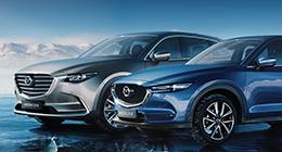 Открыть Mazda в Минске