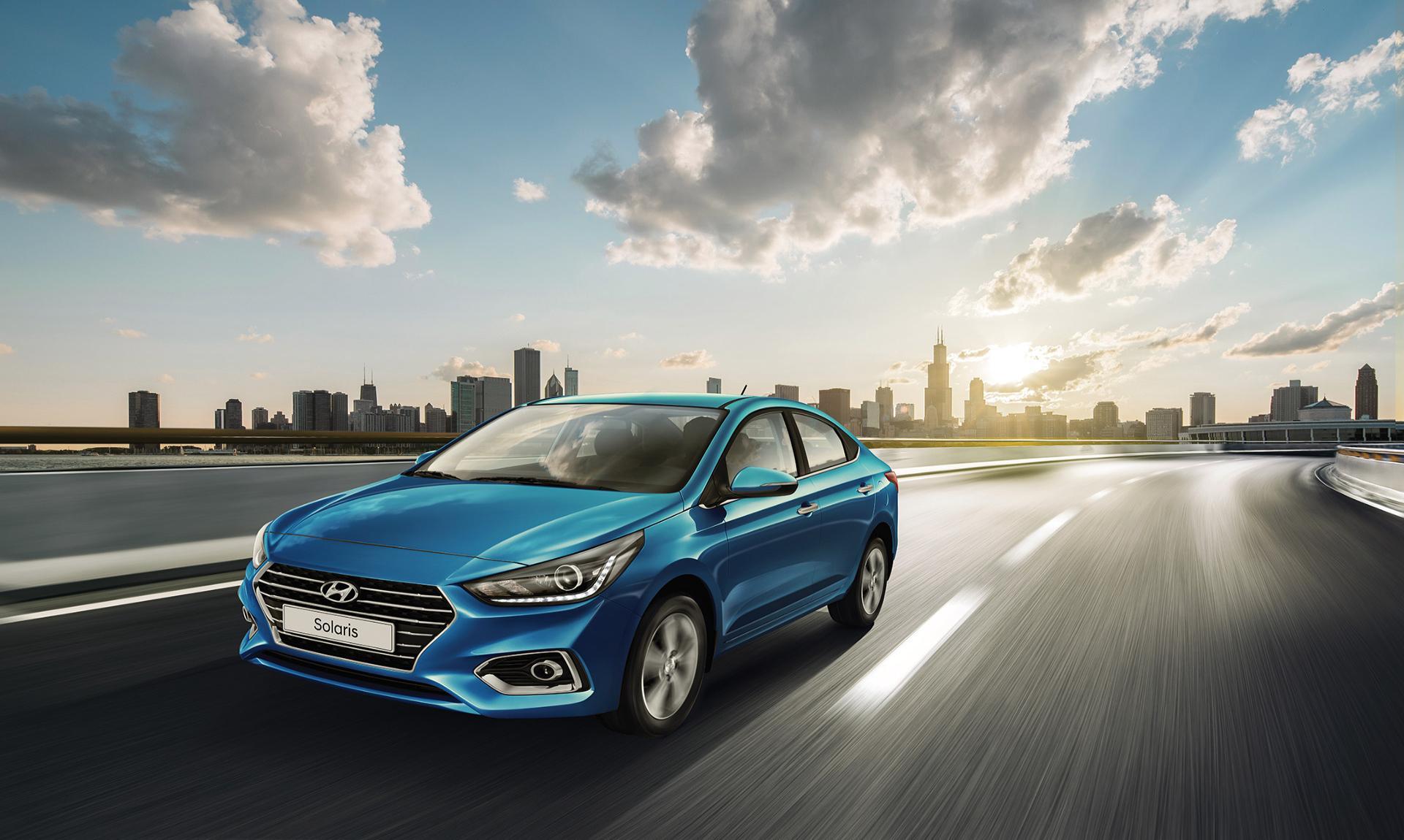 Открыть Hyundai в Минске