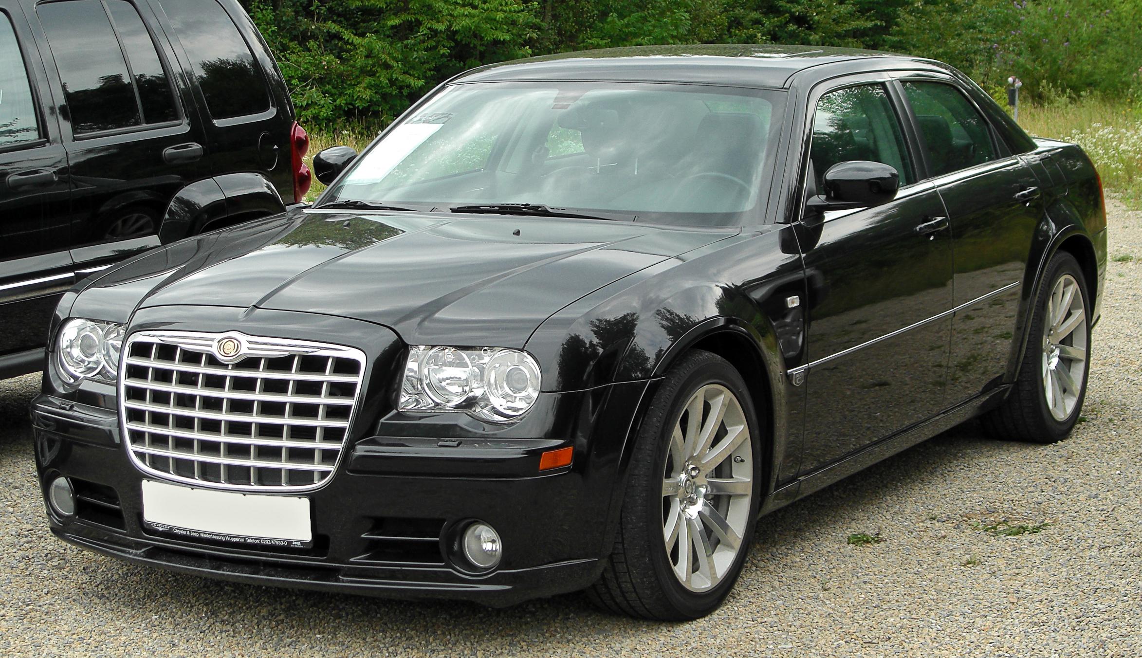 Открыть Chrysler в Минске