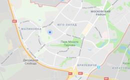 Открыть замок в Малиновке