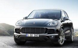 Открыть Porsche в Минске