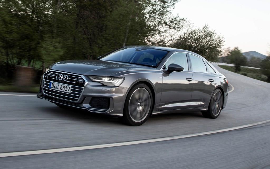 Открыть Audi в Минске