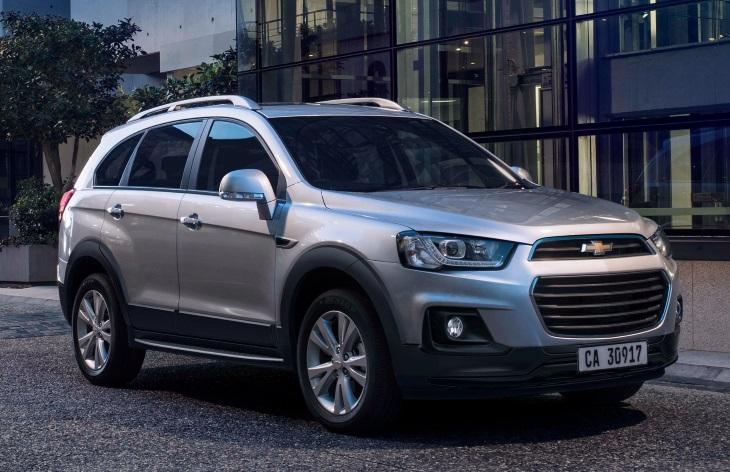 Открыть Chevrolet в Минске