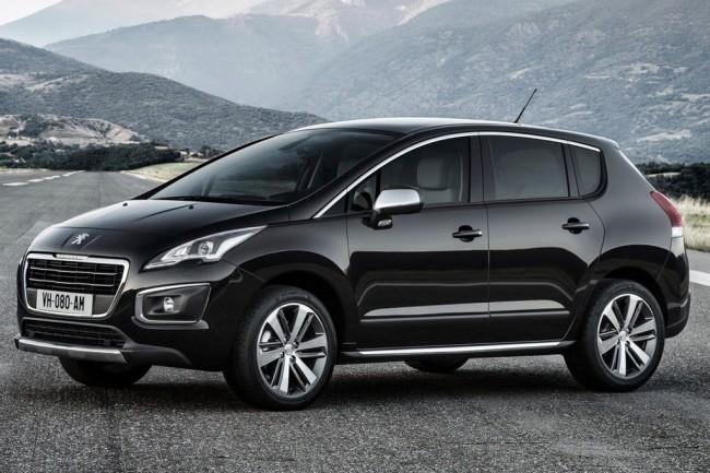 Открыть Peugeot в Минске