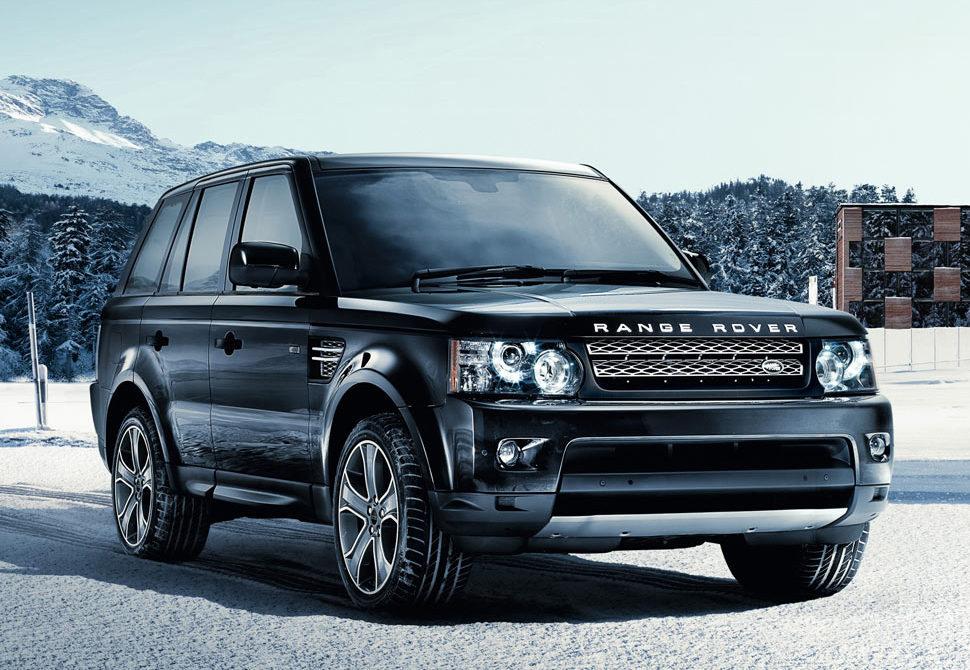 Открыть Land Rover в Минске
