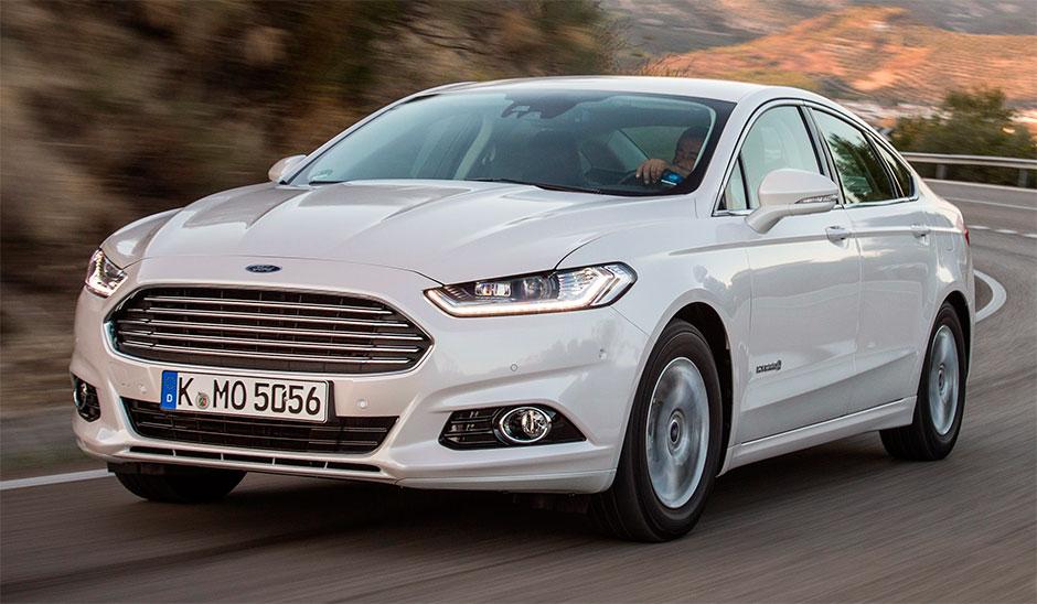 Открыть Ford в Минске