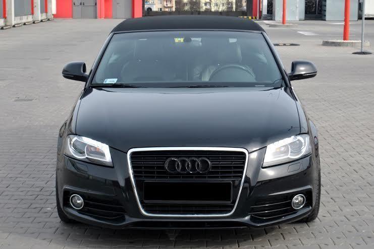 Открыть Audi A3 в Минске
