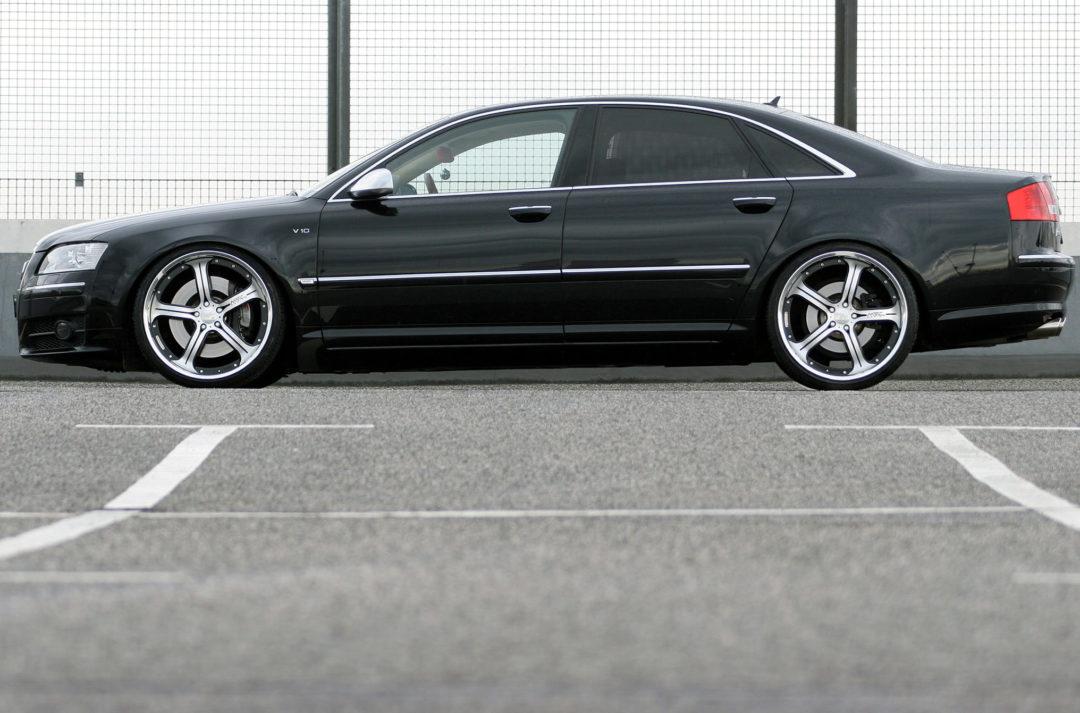 Открыть Audi A8 в Минске