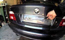 Открыть багажник в авто Минск
