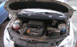 Открыть капот в авто Минск