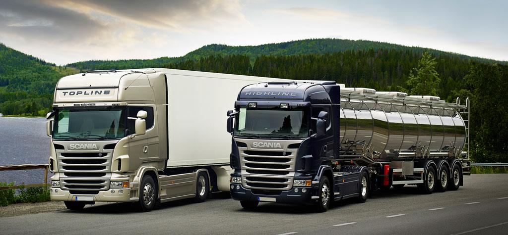 Открыть Scania в Минске